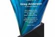 Artistic Wave Award #DT-DT709B