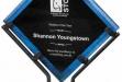 Galaxy Acrylic Art Award in Blue #DT-VPX811H-C-BL