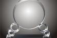Bubble Circle Acrylic Award #RB-BUBBLE-CIRCLE