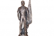Coast Guard Antique Bronze Figurine - 6 x 12 #BC-DC1582