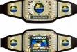Cornhole Champion Award Belt #SC-CABL-110