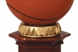 Jumbo Resin Basketball On Pedestal Base #DT-RF455