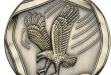 Eagle Medallion #DT-MS657