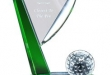 Crystal Ball at Green Pin #DT-CRY366