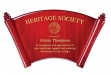 QUALITY SCROLL PLAQUES #DT-PSR4