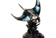 Mantis ray-dark copper #BC-Cb439