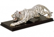 Tiger- Bronze, Gold , Silver Mixed Finish #BC-EBABL502