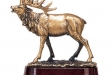 Walking Elk-Antique bronze #BC-DC1444