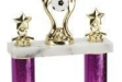 21-inch Two Tier Trophy #EA-DOUBLE21