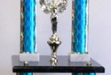 42-inch four column trophy #EA-FOUR42