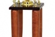 Baseball Bat Column Series Trophy, 4 Post 39